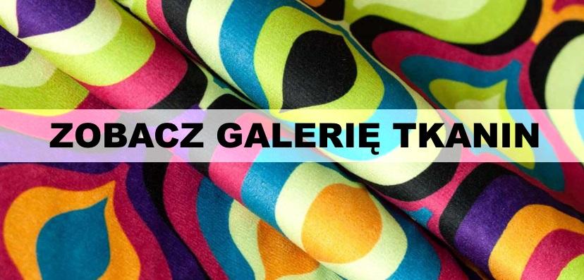 Zobacz naszą galerię tkanin